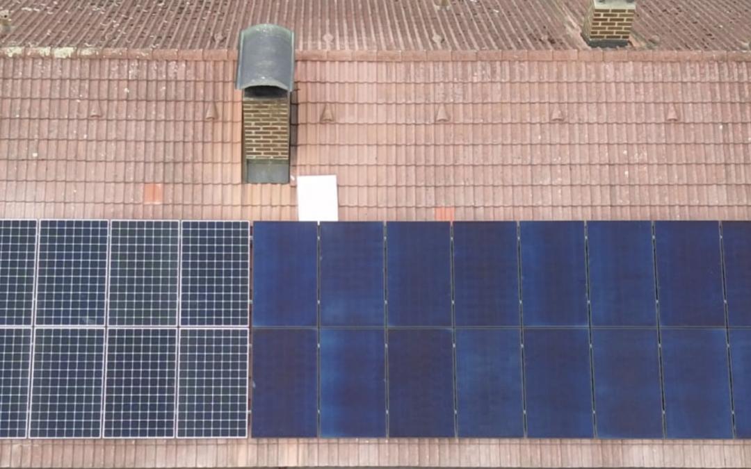 SolarHelden Eigenanlage in 84478 Waldkraiburg