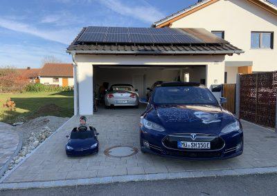 Photovoltaikanlage in 84431 Heldenstein