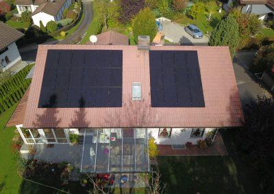 Photovoltaikanlage in 84189 Pauluszell