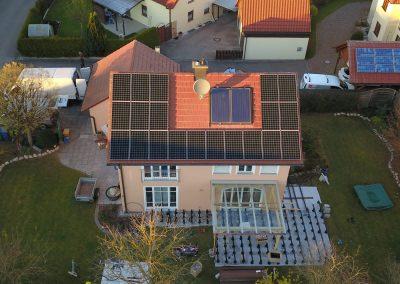 Photovoltaikanlage in 82291 Mammendorf