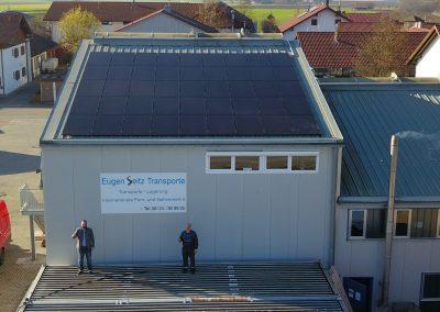 Photovoltaikanlage in 85659 Forstern Seitz