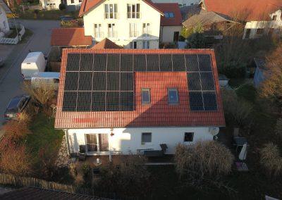 Photovoltaikanlage in 84419 Schwindegg
