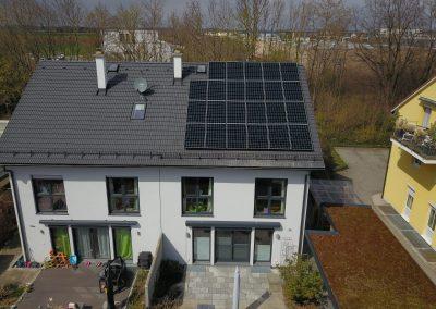 Photovoltaikanlage in 85622 Feldkirchen