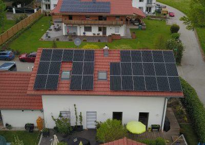 Photovoltaikanlage in 83075 Bad Feilnbach