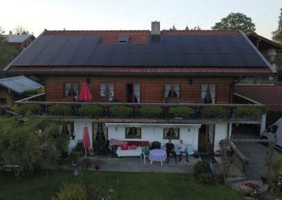Photovoltaikanlage in 83730 Fischbachau
